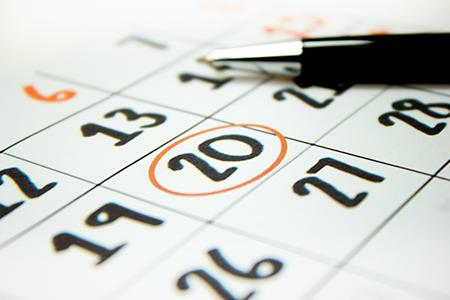 Scadenze, versamenti e correzione degli errori nella dichiarazione 2018