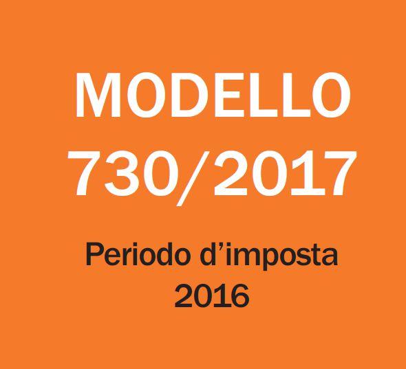 Modello 730/2017 Tra Novità E Conferme